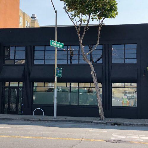 Front of Building - 586 6th Street, aka 365 Harriet Street, SF