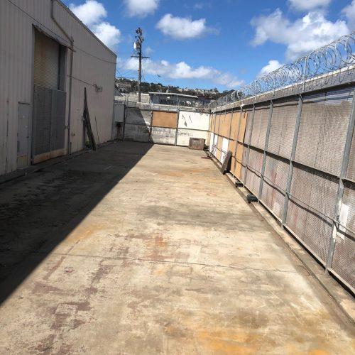Yard Area (1) - 1391 Wallace Avenue, SF